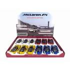 Машина металлическая McLaren P1, 1:36, открываются двери, инерция, цвет синий - Фото 5