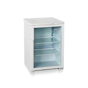 Холодильная витрина 'Бирюса' 152, 152 л, белая Ош