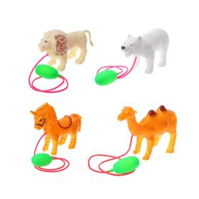 Прыгающие животные, виды МИКС Ош