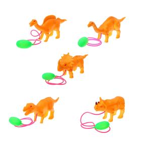Прыгающие динозавры, виды МИКС Ош