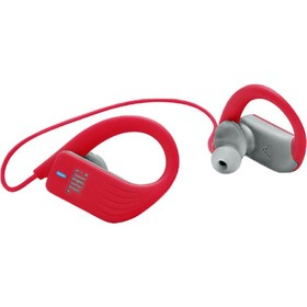 Наушники JBL Sprint, вакуумные, беспроводные, Bluetooth 4.2, красные