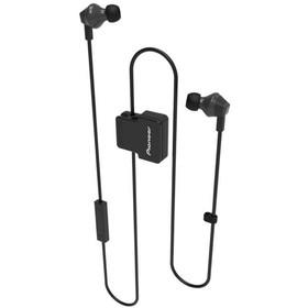Наушники Pioneer SE-CL6BT-B, вакуумные, беспроводные, Bluetooth 4.1, черные