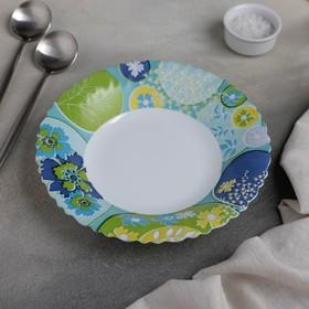 Тарелка суповая Berenice blue, d=23 см