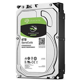 Жесткий диск Seagate Original Barracuda, 6Тб, SATA-III, 3.5""