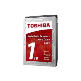 """Жесткий диск Toshiba L200, SATA-III, 1Тб, 2.5"""""""