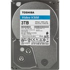 "Жесткий диск Toshiba Video Streaming V300, 3Тб, SATA-III, 3.5"""