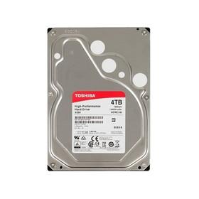 "Жесткий диск Toshiba X300, 4Тб, SATA-III, 3.5"""