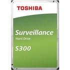 "Жесткий диск Toshiba Surveillance S300, 4Тб, SATA-III, 3.5"""