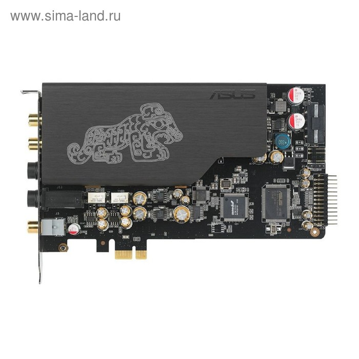 Звуковая карта Asus PCI-E Essence STX II (ASUS AV100, DAC TI Bur-Brown PCM1792A) 2.1
