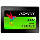 Накопитель SSD A-Data Ultimate SU650 ASU650SS-120GT-R, 120Гб, SATA III, 2.5""