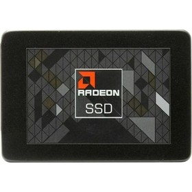 "Накопитель SSD AMD Radeon R5 R5SL480G, 480Гб, SATA III, 2.5"""