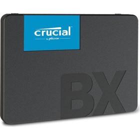 "Накопитель SSD Crucial BX500 CT480BX500SSD1, 480Гб, SATA III, 2.5"""