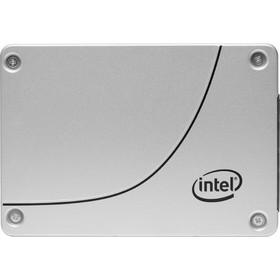 "Накопитель SSD Intel Original DC D3-S4510 SSDSC2KB480G801, 480Гб, SATA III, 2.5"""