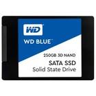 """Накопитель SSD WD Original Blue WDS250G2B0A, 250Гб, SATA III, 2.5"""""""