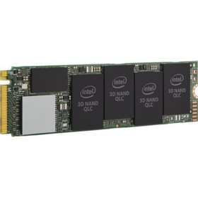 Накопитель SSD Intel Original 660P M.2 2280 SSDPEKNW512G8X1, 512Гб, PCI-E x4