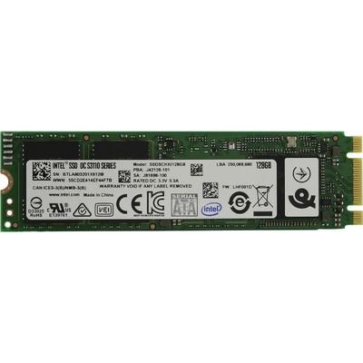 Накопитель SSD Intel Original DC S3110 M.2 2280 SSDSCKKI128G801, 128Гб, SATA III