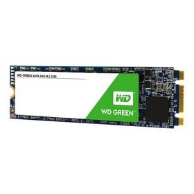 Накопитель SSD WD Original M.2 2280 WDS480G2G0B, 480Гб, SATA III, зеленый