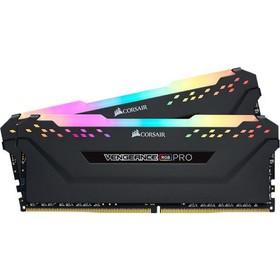Память DDR4 Corsair CMW16GX4M2K4000C19, 8Гбx2, 4000 МГц, PC4-32000, DIMM