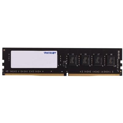 Память DDR4 Patriot PSD44G240081, 4Гб, 2400 МГц, PC4-19200, DIMM