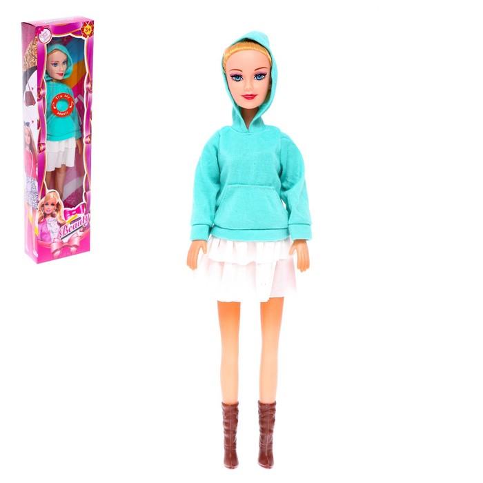 Кукла ростовая Марина звуковые эффекты, высота 41 см