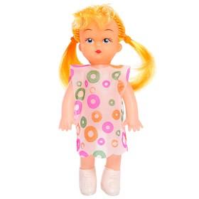 Кукла «Даша» в платье, МИКС Ош