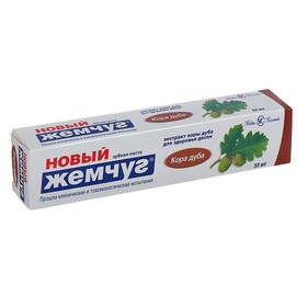 "Зубная паста Новый Жемчуг ""Кора Дуба"" 50 мл"