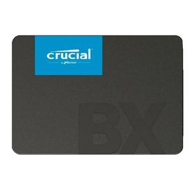 "Накопитель SSD Crucial BX500 CT240BX500SSD, 240Гб, SATA III, 2.5"""