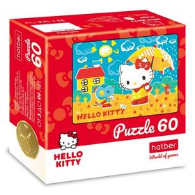 Пазл Hello Kitty, 60 элементов