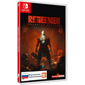 Игра для Nintendo Switch: Redeemer: Enhanced Edition Стандартное издание