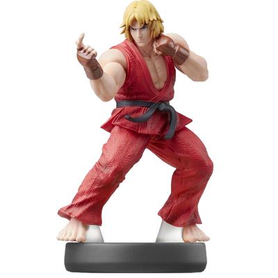 Интерактивная фигурка Amiibo, Кен (коллекция Super Smash Bros.) - Фото 1