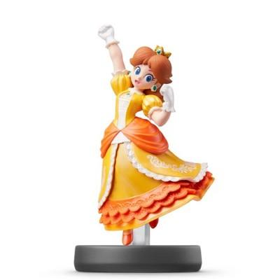 Интерактивная фигурка Amiibo, Дейзи (коллекция Super Smash Bros.) - Фото 1