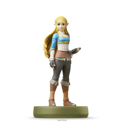 Интерактивная фигурка Amiibo, Зельда (коллекция The Legend of Zelda) - Фото 1