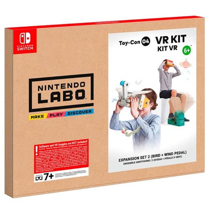 Аксессуар: Nintendo Labo: набор «VR» – дополнительный набор 2