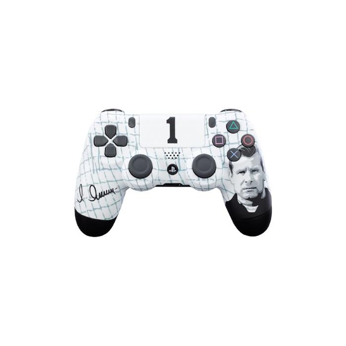 Беспроводной геймпад для Sony Play Station 4 DualShock 4 Динамо «Чёрный паук»