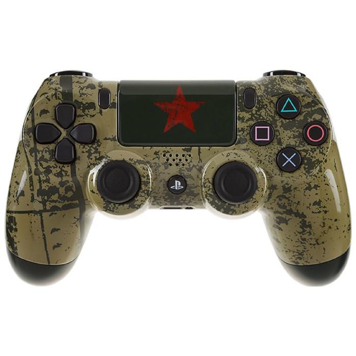 "Беспроводной геймпад для Sony Play Station 4 DualShock 4 ""Броня победы"""