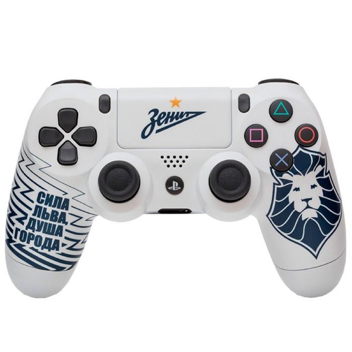 Беспроводной геймпад для Sony Play Station 4 DualShock 4 Зенит «Сила Льва»