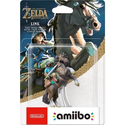 Интерактивная фигурка Amiibo, Линк (всадник) (коллекция The Legend of Zelda) - Фото 1