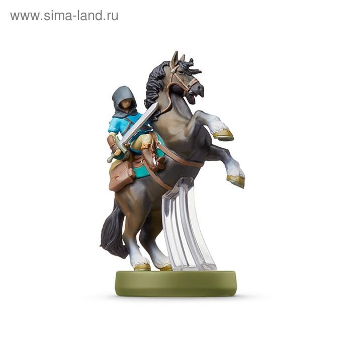 Интерактивная фигурка Amiibo Линк (всадник) (коллекция The Legend of Zelda)
