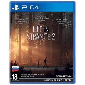 Игра для Sony Playstation 4: Life is Strange 2 Стандартное издание