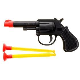 Пистолет «Спецагент» со стрелами на присосках