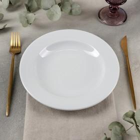 Тарелка глубокая «Дельта», 22 см