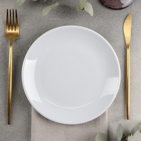 Тарелка пирожковая «Интернешнл», 19 см