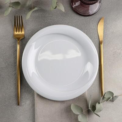 Тарелка пирожковая «Икс-танбул», 19 см - Фото 1