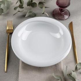 Тарелка глубокая «Икс-танбул», 22 см