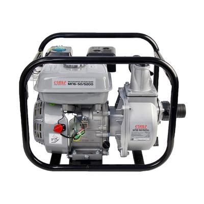 Мотопомпа бензиновая Ставр МПБ-50/5200, для чистой воды, 7л.с., шланг d=50 мм