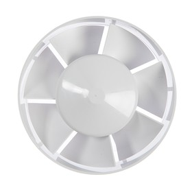 Вентилятор канальный 'РВС' Электра 125, d=125 мм, 220-240 В, белый Ош