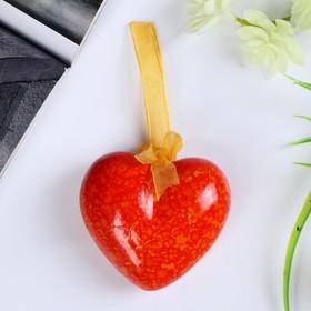 Фигурка на подвески 'Сердце' 6х2,5х7 см Ош