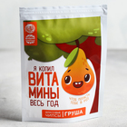 Фруктовые чипсы «Я копил витамины», груша, 25 г