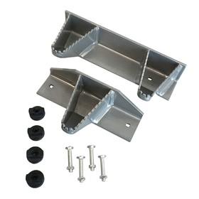 Губки сменные BERGER BG1299, стальные, для верстака BG1298, работа с бревнами и поленьями Ош