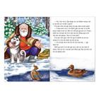 «Читаем по слогам» Книга «Серая шейка. », 12 стр. - Фото 2